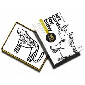 "Cartes d'Art ""Safari"" Edition Spéciale ""San Diego Zoo"""