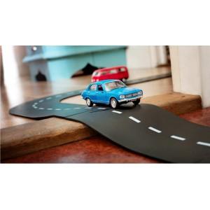 """Circuit de voiture enfant flexible et extérieur """"King of the road"""" (44 pièces) Waytoplay"""