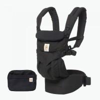 Porte-bébé omni 360 - Pure Black - ergobaby