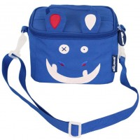 Lunch Bag Marionnette Hippipos l'Hippopotame