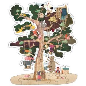 Puzzle my tree