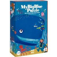 "Puzzle ""My Big Blue"" (3-6 ans)"