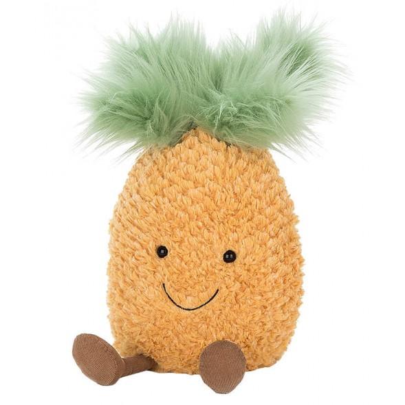 Peluche Amuseable Ananas (25 cm)