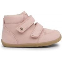 "Bottines Step-up ""Timber"" Rose Blush"