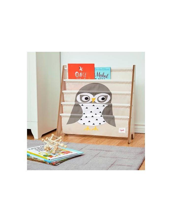 rangement pour livres chouette 3 sprouts dr m design. Black Bedroom Furniture Sets. Home Design Ideas