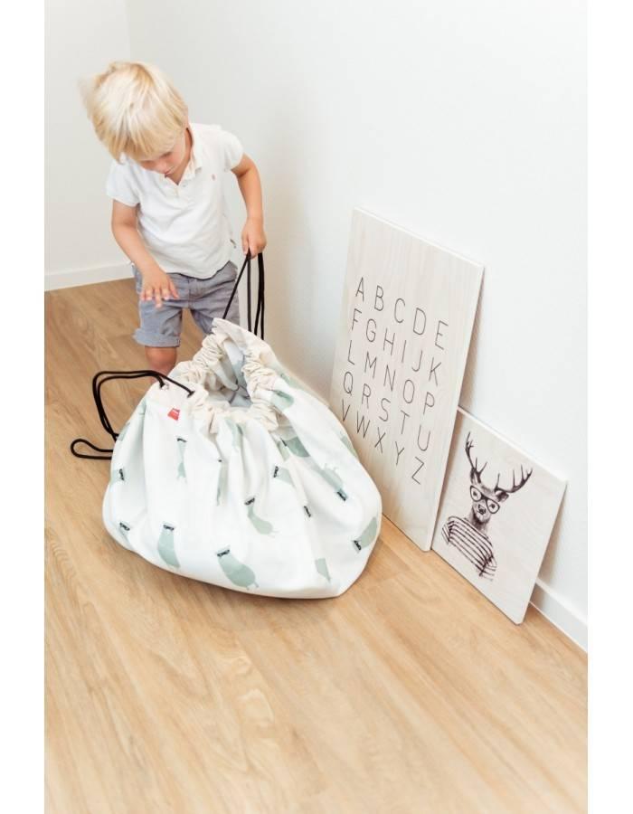 sac tapis de jeu circuit de train play go dr m design. Black Bedroom Furniture Sets. Home Design Ideas