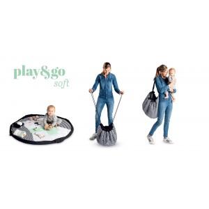"""Sac à jouets /Tapis de jeu bébé Soft """"Lama"""" Play & Go"""