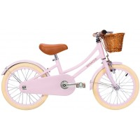 "Vélo Classic (4-7 ans) ""Rose"" Banwood"