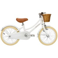 "Vélo Classic (4-7 ans) ""White"" Banwood"