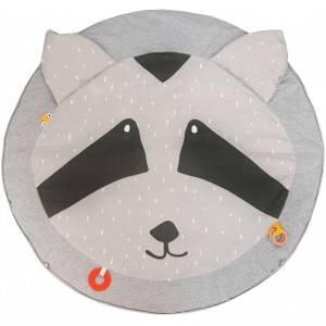 Tapis d'activités bébé Mr Raccoon Trixie Baby