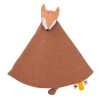 "Doudou en coton bio ""Mr Fox"" Trixie Baby"