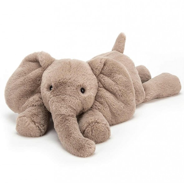 Peluche Smudge Elephant (34 cm)