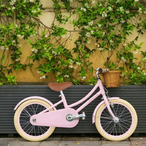 "Vélo enfant Classic (4-7 ans) ""Rose"" Banwood"