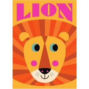 Cartes postales circus - omm design
