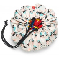 "Mini sac de jeu ""Super Girl"" Play & Go"