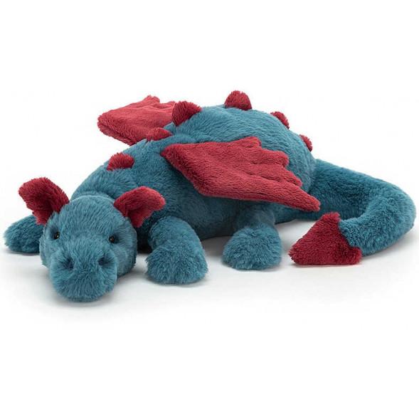Peluche Dexter le Dragon (50 cm)
