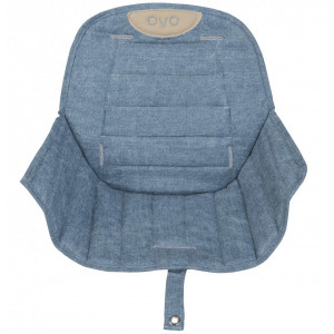 """Assise pour chaise haute Ovo Luxe """"Jean"""" Micuna"""