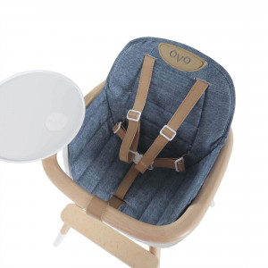 "Assise pour chaise haute Ovo Luxe ""Jean"" Micuna"