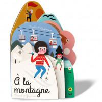 """Livre d'eveil """"A la montagne """"d""""Ingela P. Arrhenius marcel & joachim"""