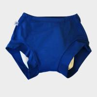 """Boxer-couche lavable qui s'enfile (4/6 ans) """"Nautilus"""""""