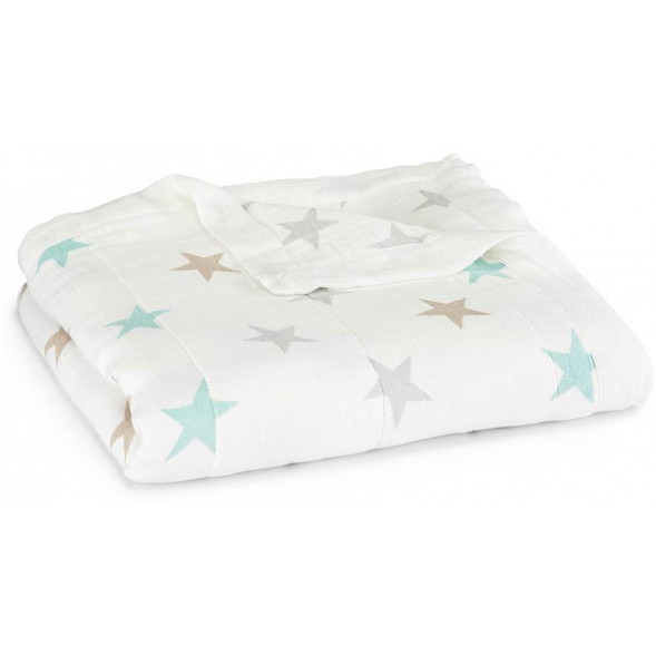 "Couverture Silky Soft en bambou ""Milky Way"""