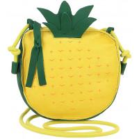 Sac à main enfant en cuir ananas Piny Easy Peasy