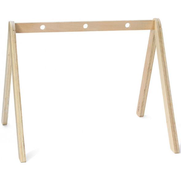 Arche de jeu en bois naturel