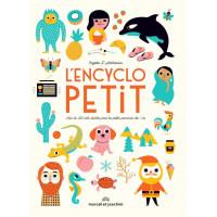 """Livre d'éveil en carton """"L'encyclopetit"""" (12 mois et +) d'Ingela P. Arrhenius"""