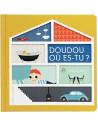 """Livre """"Doudou où es-tu ?"""" (2 ans et +) de Lorea de Vos"""