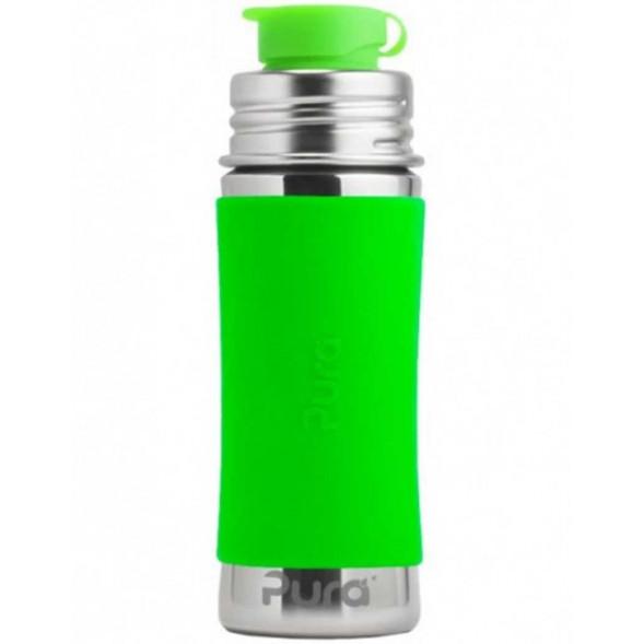 """Gourde en inox (325 ml)  Sport """"Vert"""" (6 mois et +)"""