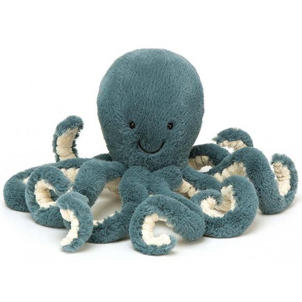 Peluche Poulpe Pieuvre  Storm Octopus (23 cm) Jellycat