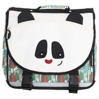 "Cartable enfant (A4) ""Rototos le Panda"" (35 cm)"