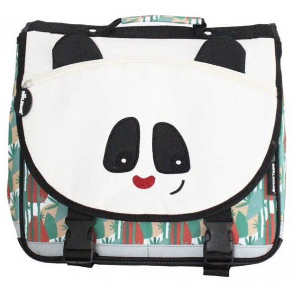 "Cartable enfant (A4) ""Rototos le Panda"" (35 cm)"