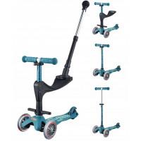 "Trottinette enfant 3 roues Mini Micro 3-en-1 Deluxe Plus ""Bleu Glacial"" Micro Mobility"