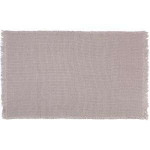 "Tapis Albertine en coton (85 x 140 cm) ""Lin"""