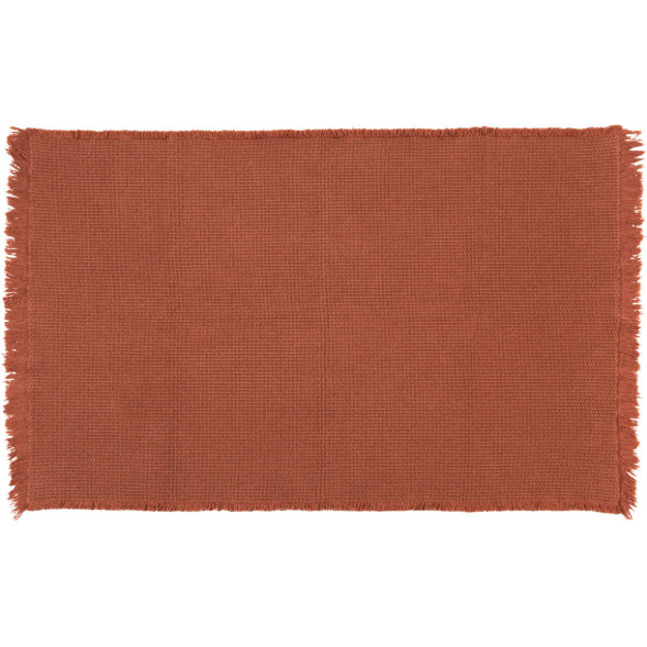 "Tapis en coton lavable Albertine ""Sienna"" (85 x 140 cm)"