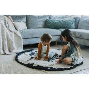 """Sac rangement jouets /Tapis de jeu """"Carte du Monde"""" Play & Go"""