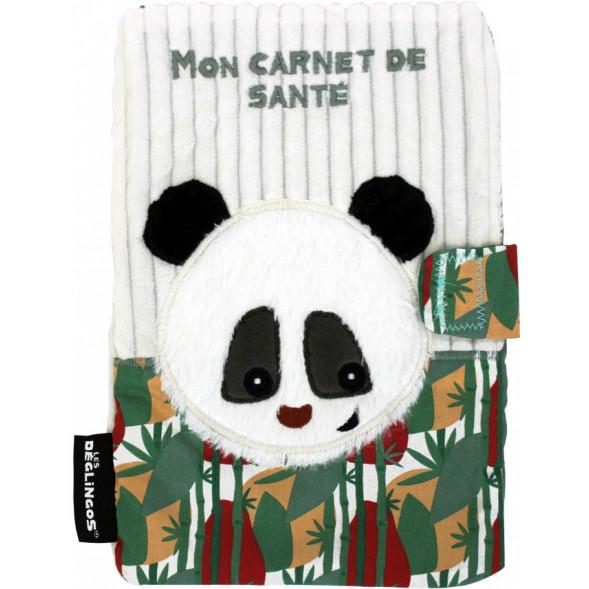 """Protège carnet de santé """"Rototos Le Panda"""""""