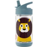 """Gourde enfant en tritan (350 ml) """"Lion"""" 3 Sprouts"""