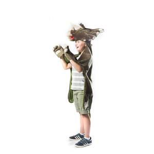 "Deguisement enfant en peluche ""Dinosaure""  Wild & Soft"
