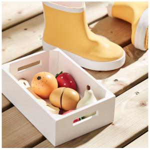 Jouet cagette de fruits en bois Kids Concept