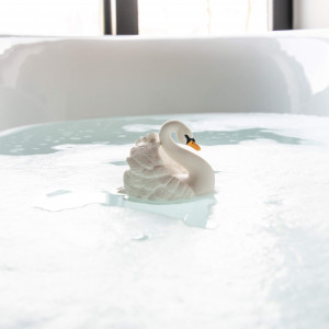 "Jeu de bain en hevea ""Cygne"" Natruba"