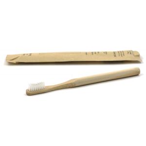 Brosse à dents en bambou enfant Kid (5-9 ans) joli Monde