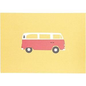 "Carte Postale ""Bulli"" Roadtyping"