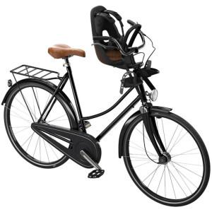 """Siège-vélo enfant avant Yepp Nexxt Mini """"Marron"""" Thule"""