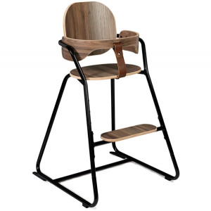 """Pack complet Chaise haute évolutive enfant Tibu """"Black Edition"""" Charlie Crane"""