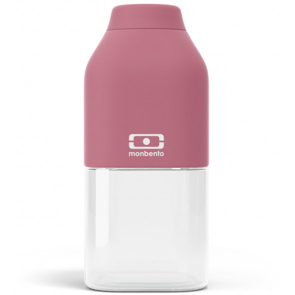 "Gourde en tritan (330 ml) MB Positive S ""Rose Blush"""