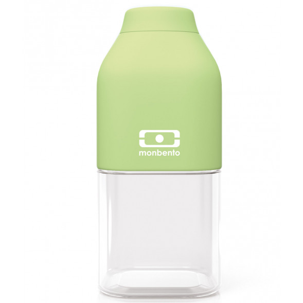 "Gourde en tritan (330 ml) MB Positive S ""Vert Apple"""