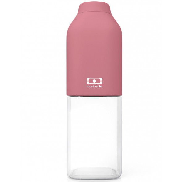 "Gourde en tritan (500 ml) MB Positive M ""Rose Blush"""