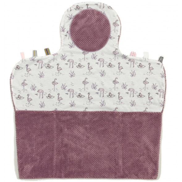 "Tapis de change Easy Changing ""Soft Mauve"""